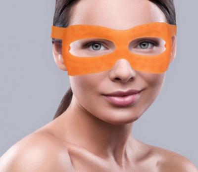 Лифтинг маска для подтяжки кожи в области глаз с массажным эффектом