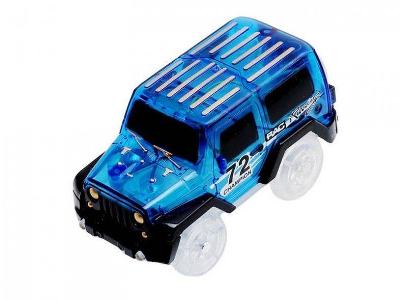 Машинка Magiс Tracks, цвет синий