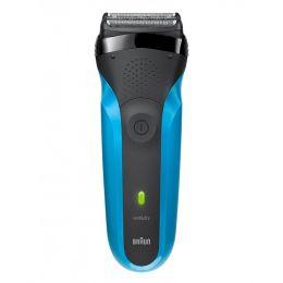 Электробритва Braun 310TS Series 3 Wet&Dry + гель Gillette + футляр