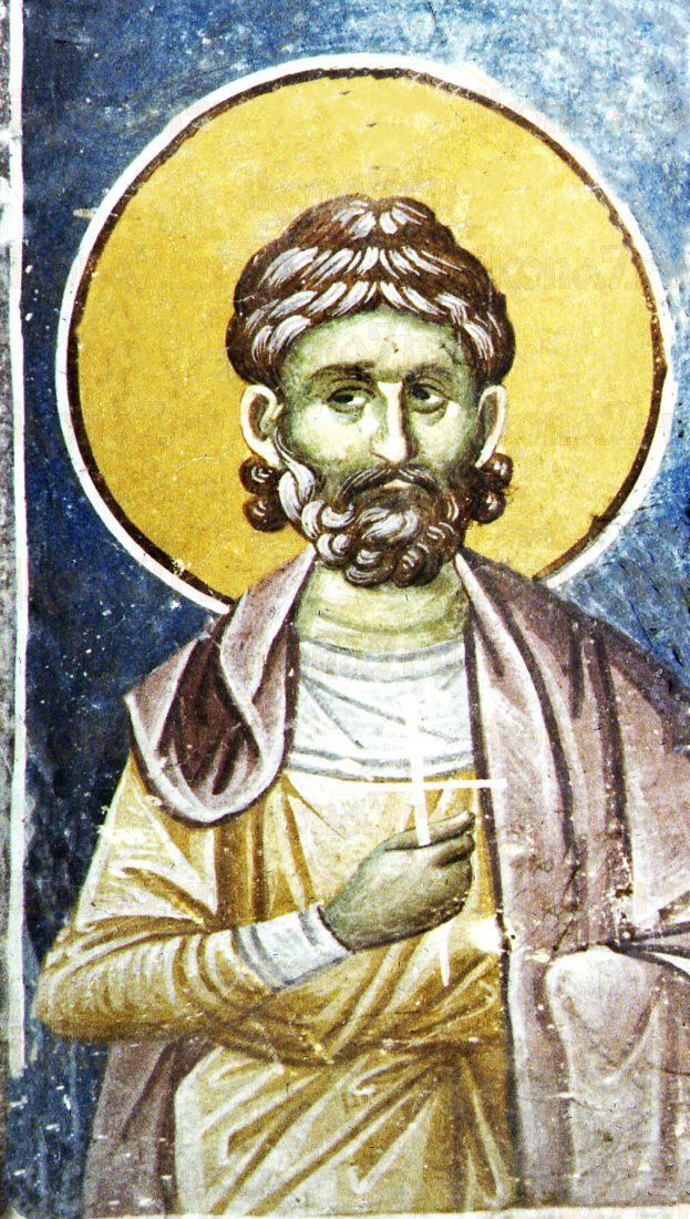 Агав (рукописная икона)