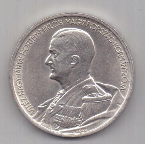 5 пенго 1939 г. UNC Венгрия