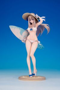 Фигурка Senkan Shoujo R - Lexington Swimsuit Ver.