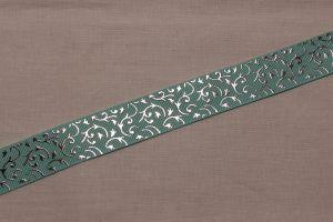Лента репсовая с рисунком, ширина 22 мм, длина 10 метров, Арт. ЛР5653-1
