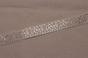 Лента репсовая с рисунком, ширина 22 мм, длина 10 метров, Арт. ЛР5653-2