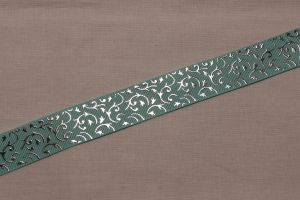 `Лента репсовая с рисунком, ширина 22 мм, Арт. Р-ЛР5653-1