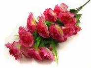 Букет открытых роз 21 голова (90 см.,6шт./уп.Mix) 6 расцветок