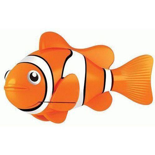 Роборыбка (Robo Fish) Клоун Интерактивная Игрушка, Цвет Оранжевый