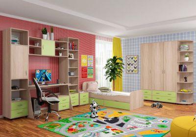 Детская комната Дельта - Композиция 9