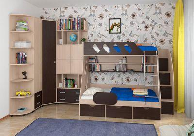Детская комната Дельта - Композиция 15