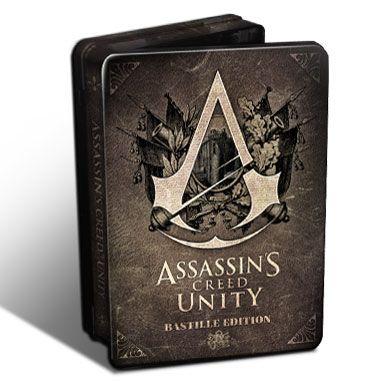 Игра Assassin's Creed Единство Издание Бастилия (XBOX ONE)