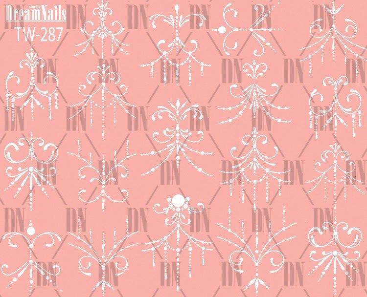 Слайдер дизайн Dream Nails TW-287