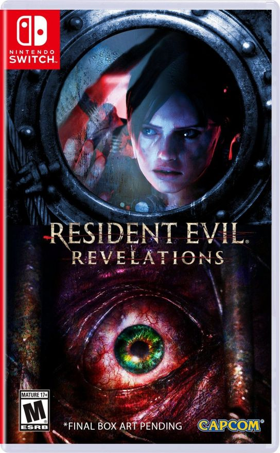 Игра Resident Evil Revelations Collection (Nintendo Switch)