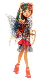 Кукла Торалей (Toralei), серия Цветочные монстряшки, MONSTER HIGH
