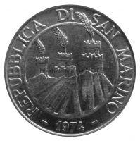 Сан-Марино 10 лир 1974 г. ФАО