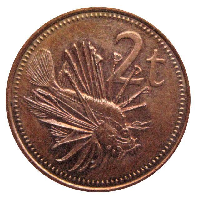 Папуа-Новая Гвинея 2 тоа 1979 г.