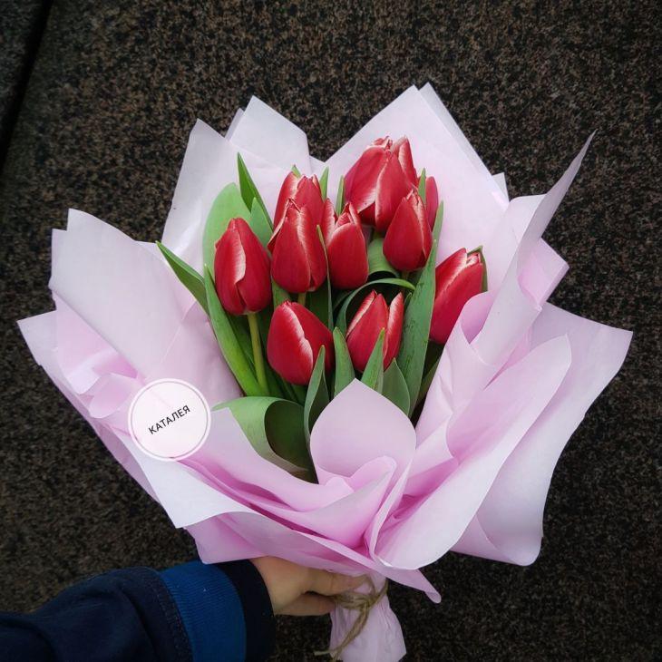 Букет тюльпанов 2