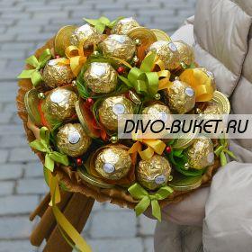 """Букет из конфет №500 """"Загадки Востока"""""""