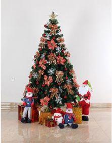 Новогодняя елка с комплектом украшений 1,5 метра