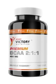 Premium BCAA 2:1:1 180 капс (Sport Victory Nutrition)