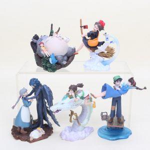 Фигурки из аниме Хаяо Миядзаки