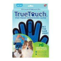 Перчатка для вычёсывания  шерсти True Touch_6