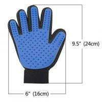 Перчатка для вычёсывания  шерсти True Touch_5