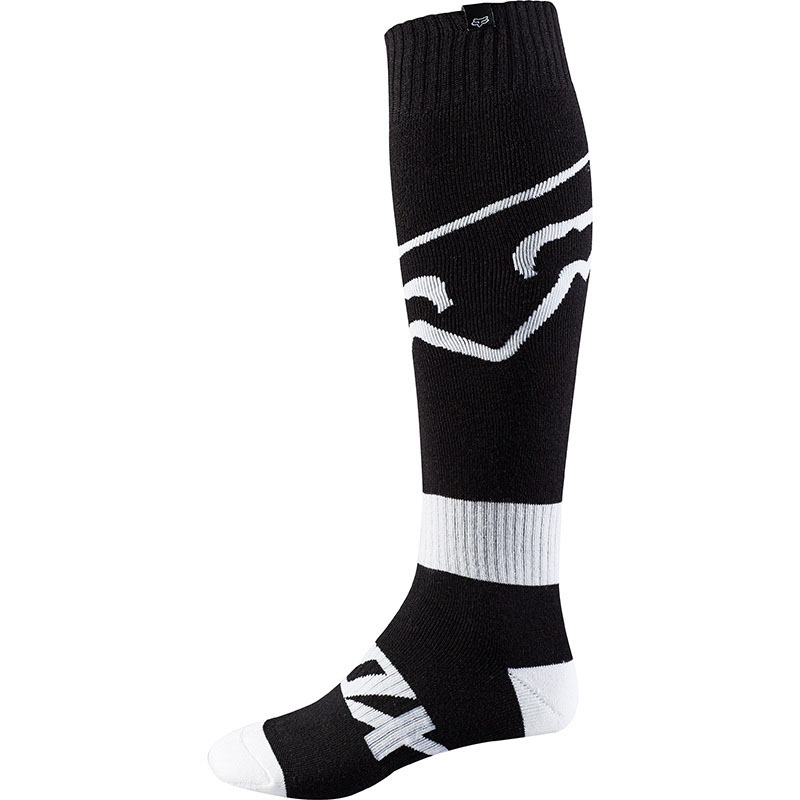 Fox - 2018 Fri Thin Socks Race Black носки, черные