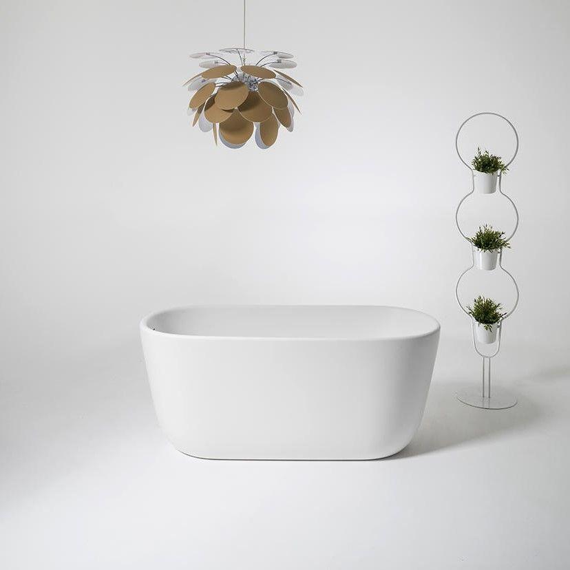 Ванна из искусственного камня Balteco Azur 155 154x70 ФОТО