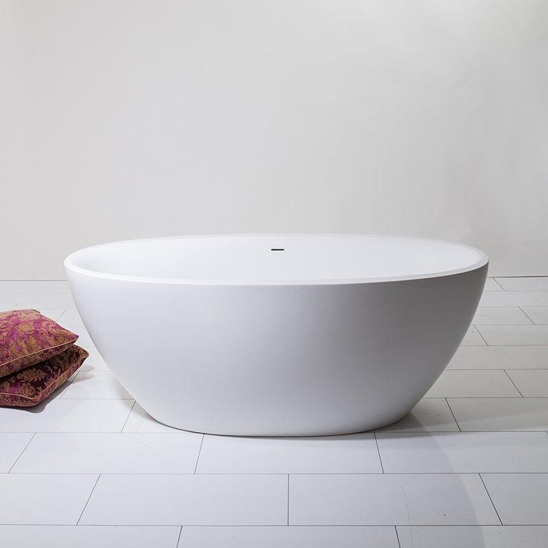 Ванна из искусственного камня Balteco Flo 169x84 ФОТО