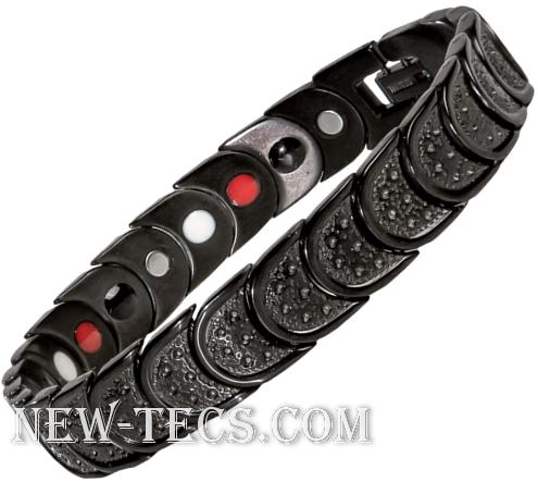 Биомагнитный браслет из титана