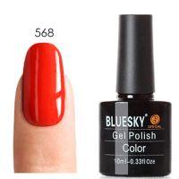 Bluesky (Блюскай) 80568 Desert Poppy гель-лак, 10 мл