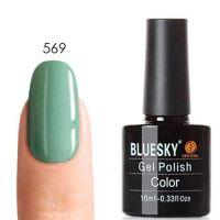 Bluesky (Блюскай) 80569 Mint Convertible гель-лак, 10 мл