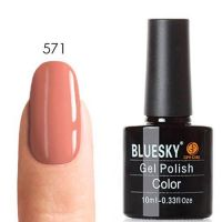 Bluesky (Блюскай) 80571 Clay Canyon гель-лак, 10 мл