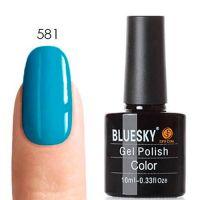 Bluesky (Блюскай) 80581 Cerulean Sea гель-лак, 10 мл