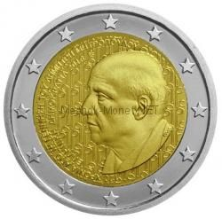Греция 2 евро 2016 Димитрис Митропулос