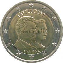 Люксембург 2 евро 2006, 25-летие принца Гийома