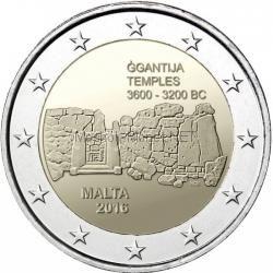 Мальта 2 евро 2016, Джгантия