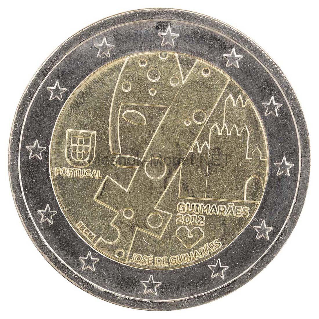 Португалия 2 евро 2012, Гимарайнш-Культурная столица Европы
