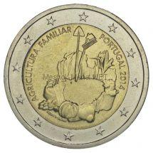 Португалия 2 евро 2014, Международный год семейных фермерских хозяйств