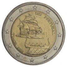 Португалия 2 евро 2015, 500 лет португальскому Тимору