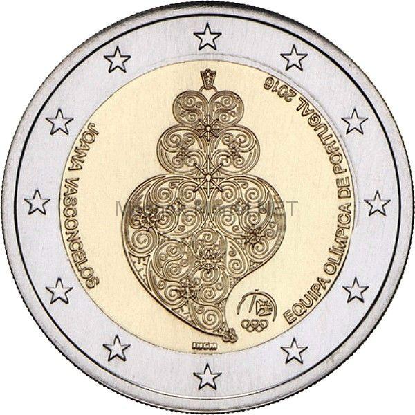 Португалия, 2 евро 2016, Олимпиада в Рио