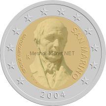 Сан Марино 2 евро 2004, Бартоломео Боргези