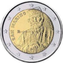 Сан-Марино 2 евро 2007 Джузеппе Гарибальди (буклет)