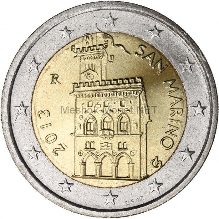 Сан-Марино, 2 евро 2013