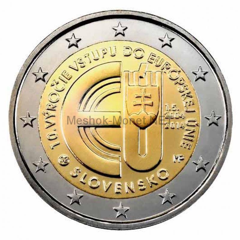 Словакия 2 евро 2014 Словакия в Евросоюзе
