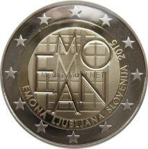 Словения 2 евро 2015 Эмона