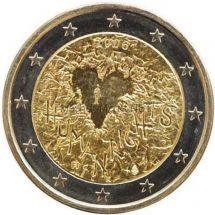 Финляндия 2 евро 2008 Права человека