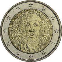 Финляндия 2 евро 2013 Франс Эмиль Силланпяя