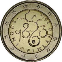 Финляндия 2 евро 2013, 150 лет парламенту