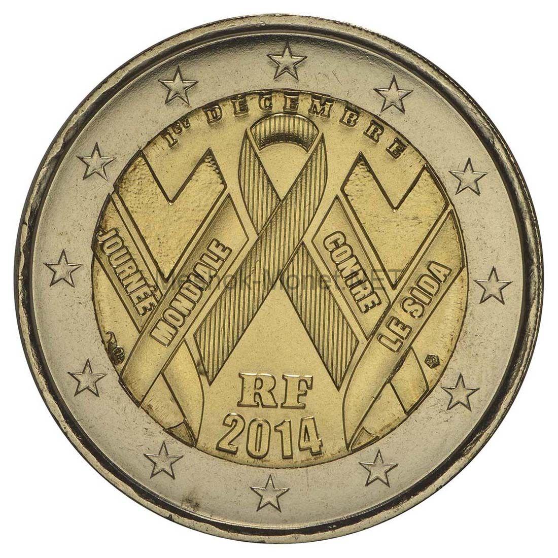 Франция 2 евро 2014, Всемирный день борьбы со СПИДом